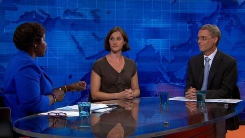 PBS NewsHour -- Polls: Few Believe Strike Would Dissuade Chemical Warfare