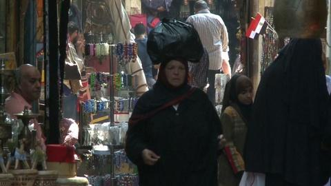 PBS NewsHour -- Egypt Tries to Move Ahead Amid 'Imperfect' Situation