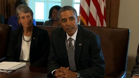 PBS NewsHour -- Obamacare Battles in the House as Budget Loom
