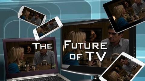 PBS NewsHour -- What Happens to Traditional TV With New Technology?