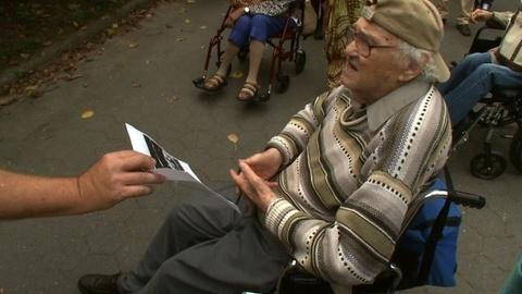 PBS NewsHour -- Poetry Project Helps Dementia Patients Live in the Moment
