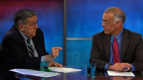 PBS NewsHour -- Shields and Brooks on Kerry's Role in Syria Talks