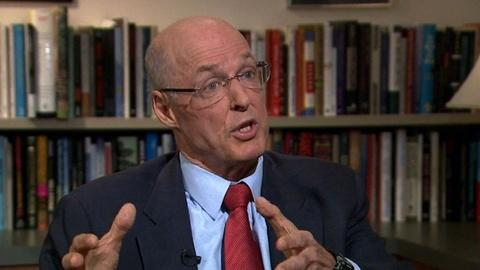 PBS NewsHour -- Henry Paulson Wishes He Had Today's Regulatory Tools
