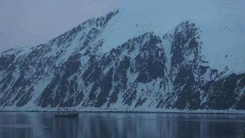 PBS NewsHour -- Unmapped Routes May Pose Dangers for Shipping Boom in Arctic