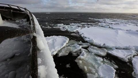 PBS NewsHour -- Melting Ice Could Erode Way of Life for Alaska's North Slope