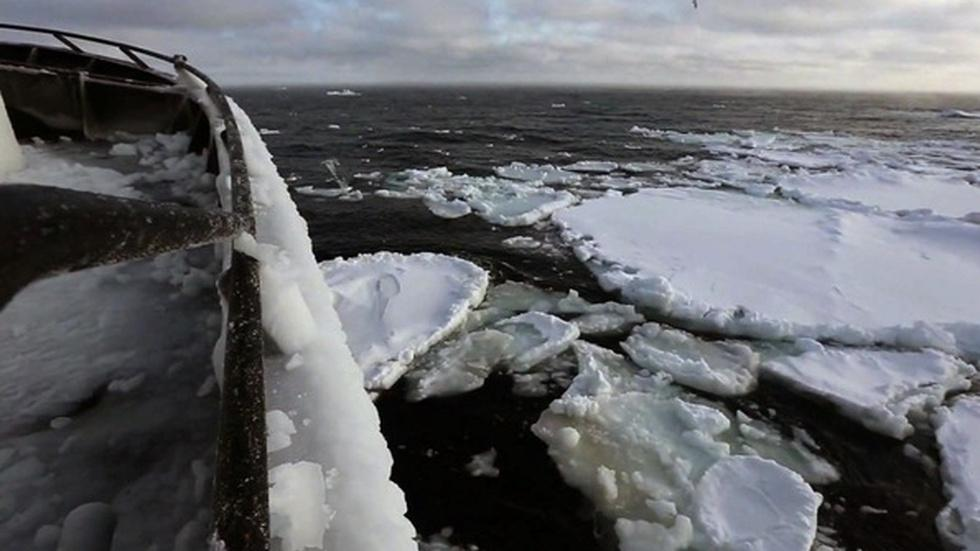 Melting Ice Could Erode Way of Life for Alaska's North Slope image