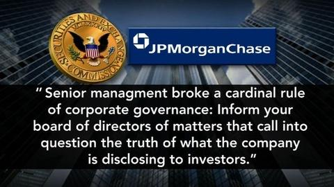 PBS NewsHour -- Regulators Charge JP Morgan Over $1 Billion in Penalties