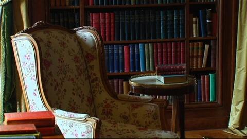 PBS NewsHour -- Gilding the Ages: Edith Wharton's Berkshire Sanctuary