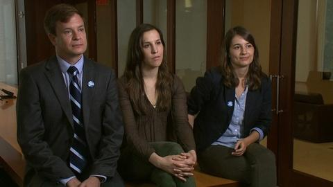 PBS NewsHour -- Former Interns Debate Worth and Legality of Unpaid Gigs