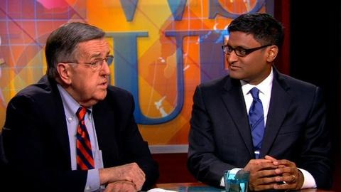 PBS NewsHour -- Shields, Ponnuru Discuss Government Spending Showdown, Iran