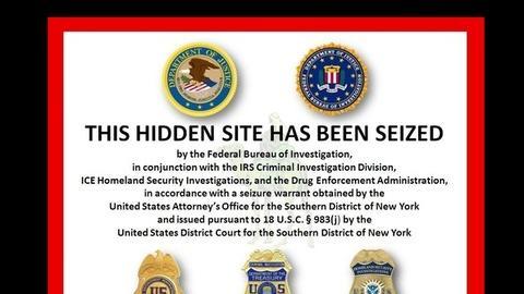 PBS NewsHour -- Feds bust online illegal drug market and its proprietor