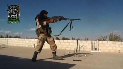 PBS NewsHour -- Does increasing division of rebel groups benefit the Assad?