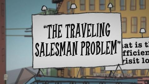 NOVA -- Traveling Salesman