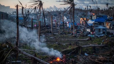 NOVA -- Killer Typhoon Preview