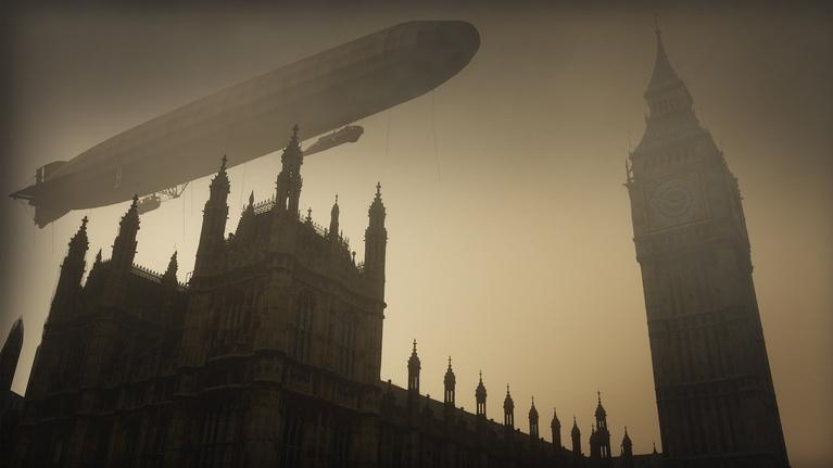 NOVA: Zeppelin Terror Attack
