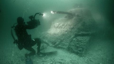 NOVA -- S41 Ep13: D-Day's Sunken Secrets Preview