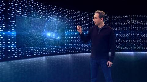 The Fabric of the Cosmos: What Is Space?