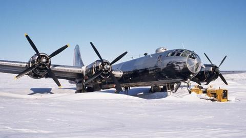 S23 E3: B-29 Frozen in Time