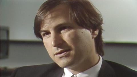 NOVA -- An Interview With Steve Jobs