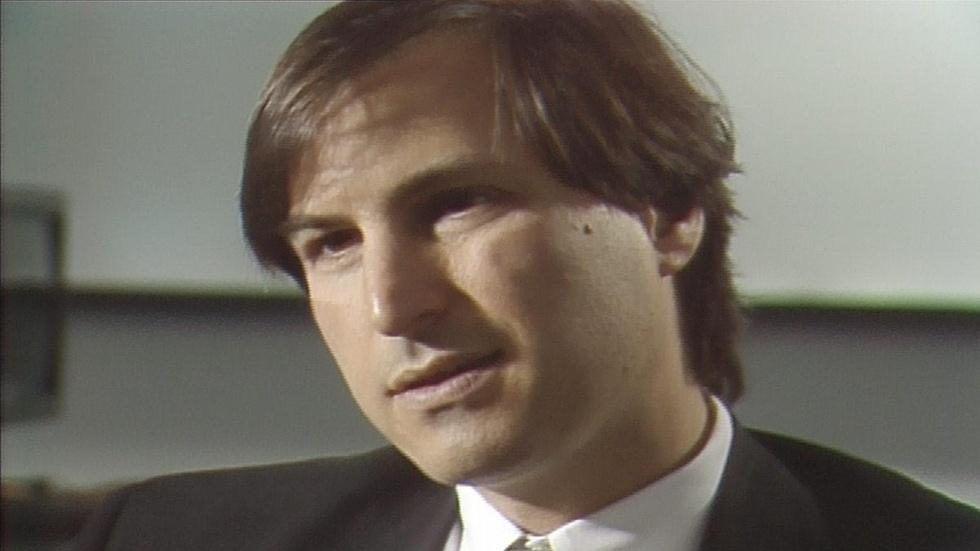 An Interview With Steve Jobs image