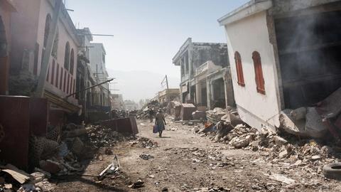 NOVA -- Deadliest Earthquakes Preview