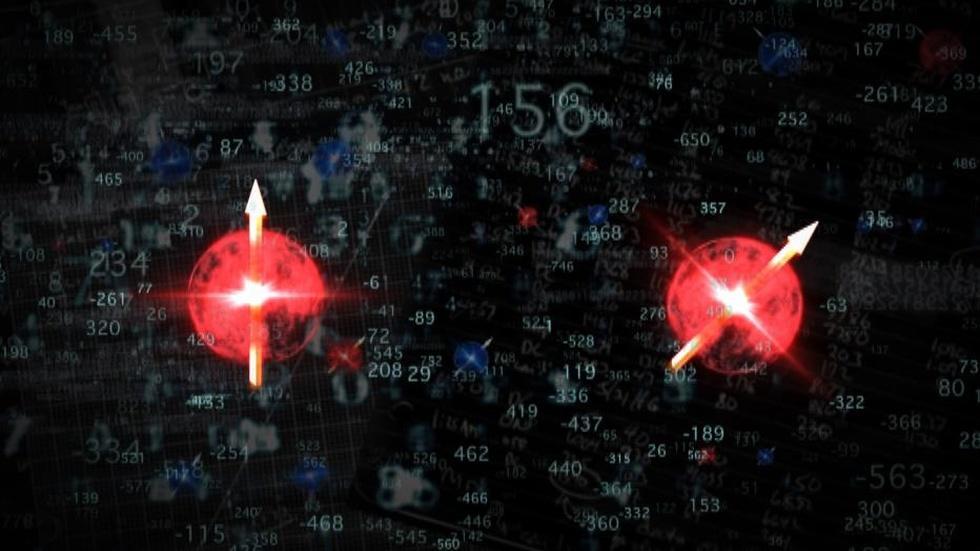 Nova the fabric of the cosmos quantum leap preview for The fabric of the cosmos tv series
