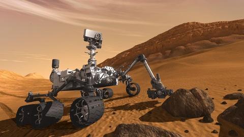 """NOVA -- S38 Ep13: The Mars Rover, """"Curiosity"""""""