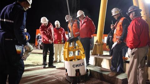 NOVA -- Emergency Mine Rescue Preview