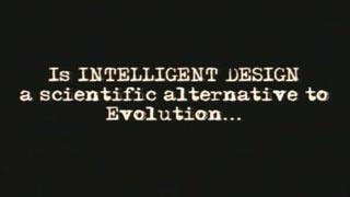 Intelligent design simple definition