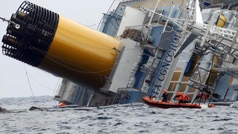 NOVA -- Why Ships Sink