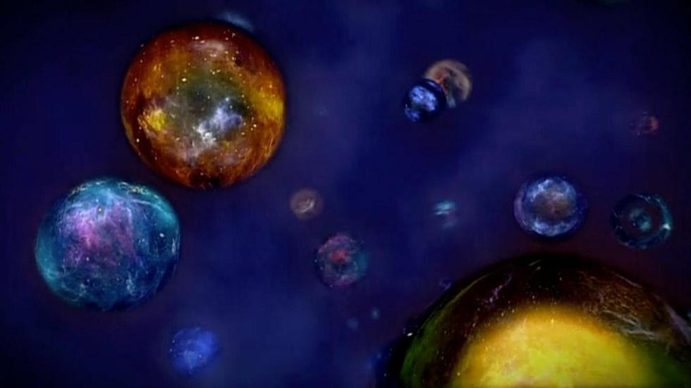 Sneak Peek: Universe or Multiverse? image