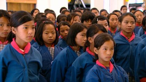 NOVA -- S41 Ep14: Fighting HPV in Bhutan
