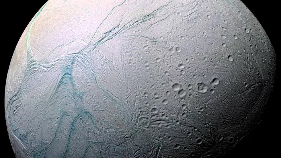 Is There Life on Enceladus? image