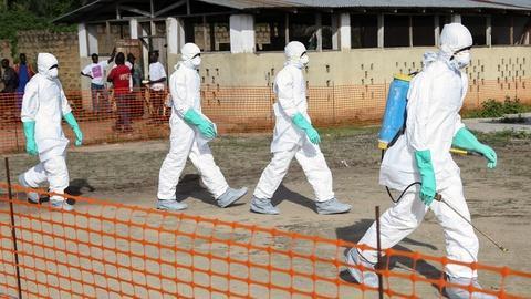 NOVA -- S41 Ep23: Surviving Ebola Preview