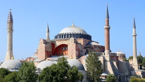 NOVA -- S42 Ep4: Hagia Sophia: Istanbul's Ancient Mystery