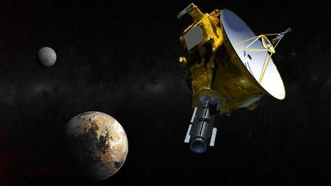 NOVA -- S42 Ep13: Chasing Pluto