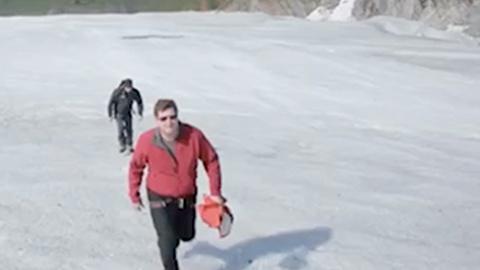 NOVA -- Mendenhall Glacier