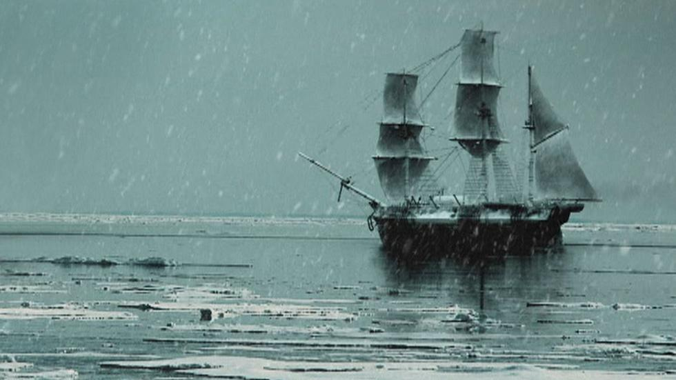 Arctic Ghost Ship Preview image