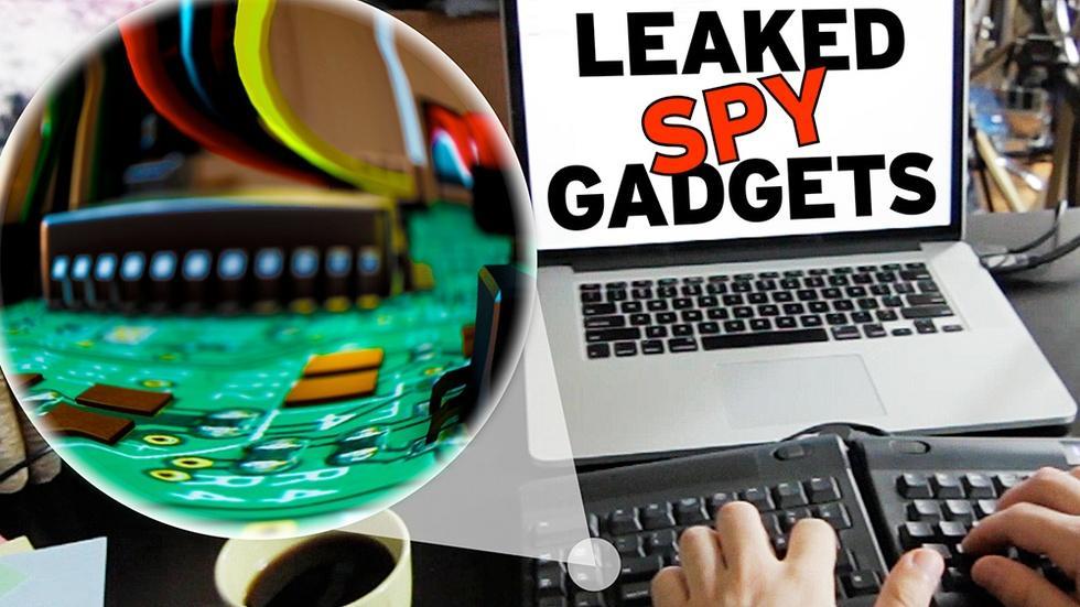 Leaked NSA Spy Gadgets image