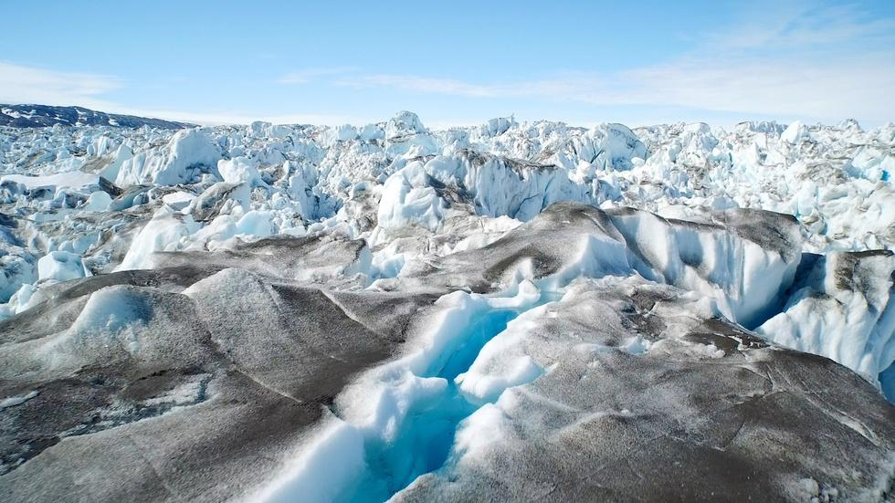 See a Glacier Like Never Before image