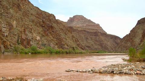 NOVA -- The Grand Canyon's Oldest Rocks