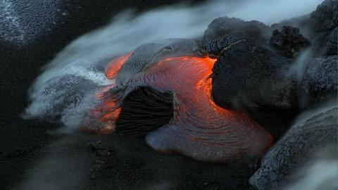 From Lava to Land