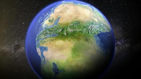 NOVA -- Pangea