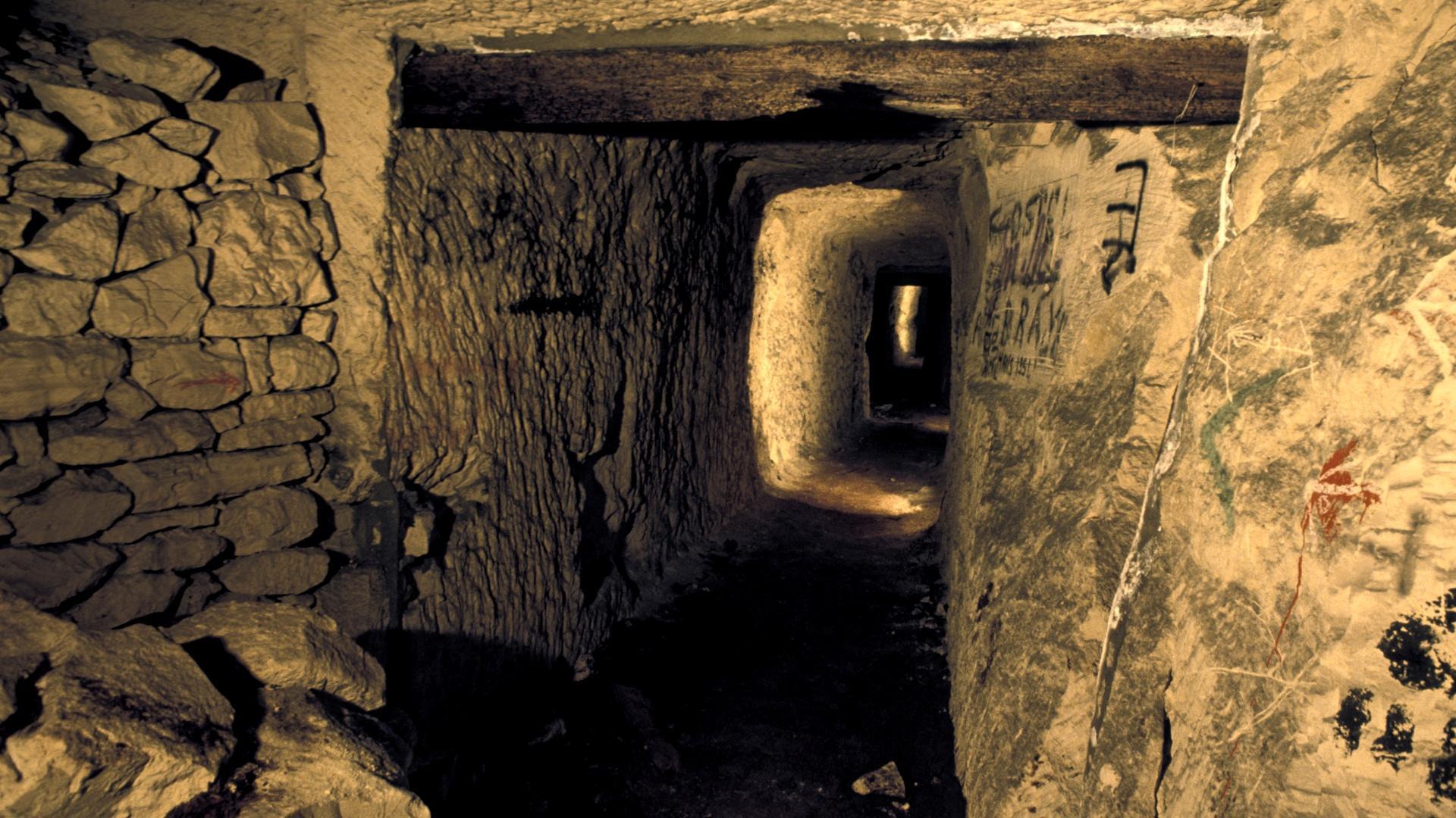Secret Tunnel Warfare