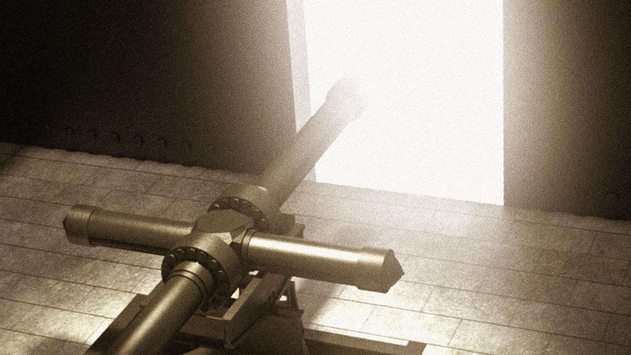 Bombing Hitler's Supergun Preview