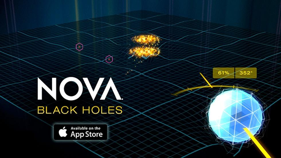 NOVA Black Holes App image