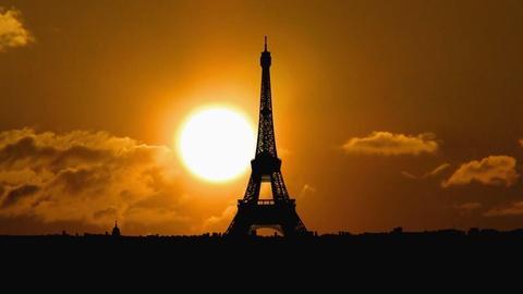 Treasures Metals Eiffel Tower