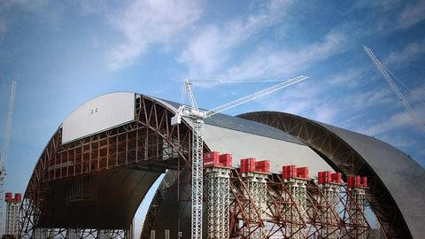 NOVA -- Building Chernobyl's MegaTomb