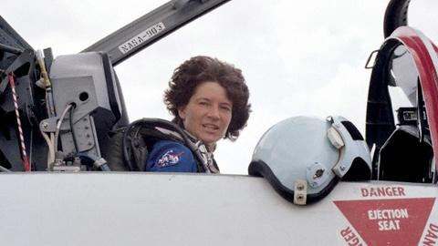 NOVA -- S38 Ep13: An Interview with Sally Ride