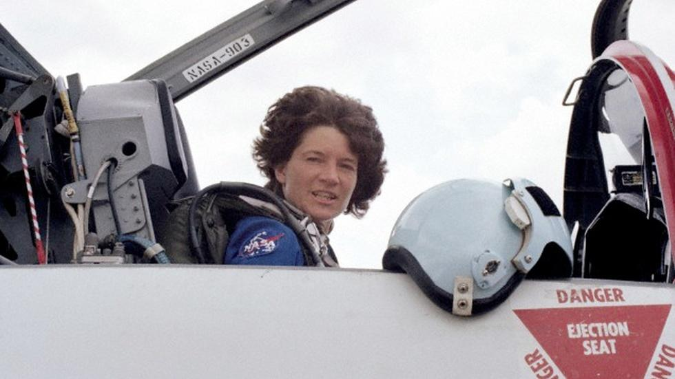 An Interview with Sally Ride image